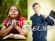Faith or Unbelief