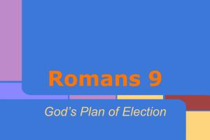 Romans 9, Image (2)