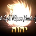 What God Values
