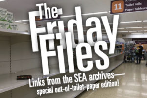 Friday Files 3/20